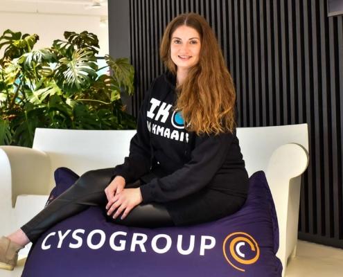 Sanne Developer Cyso Group