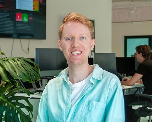 Developer Bastiaan