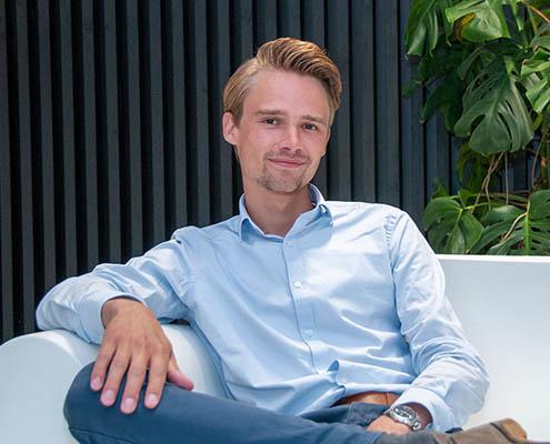 Jan-Sjoerd New Business Developer